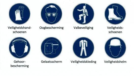 Veiligheidsborden 8